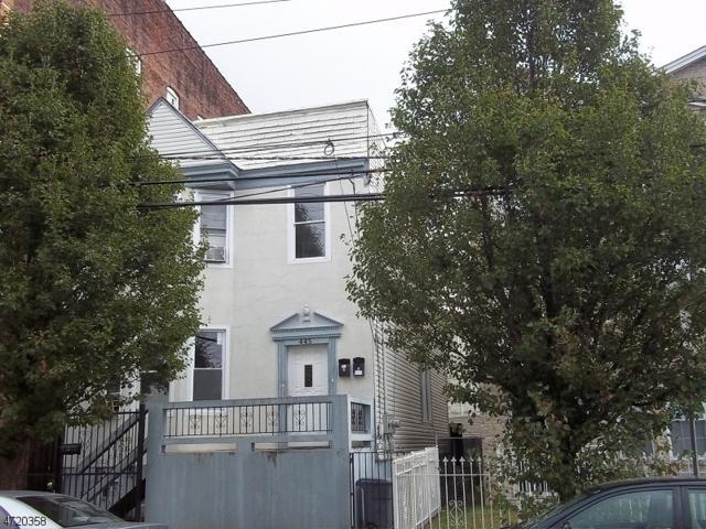 445 N 5th St, Newark City, NJ 07107 (MLS #3393807) :: The Dekanski Home Selling Team