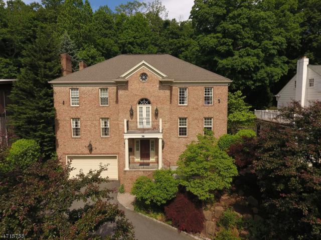 36 Crestwood Dr, Maplewood Twp., NJ 07040 (MLS #3393912) :: The Dekanski Home Selling Team