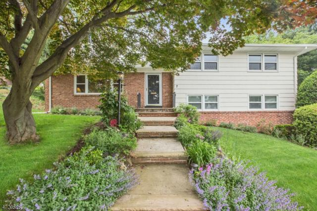 7 Sylvan Pl, West Orange Twp., NJ 07052 (MLS #3393934) :: The Dekanski Home Selling Team
