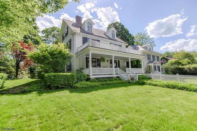 33 Macculloch Ave, Morristown Town, NJ 07960 (MLS #3394127) :: The Dekanski Home Selling Team