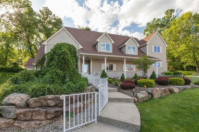 163 Town Center Dr, Warren Twp., NJ 07059 (MLS #3394361) :: The Dekanski Home Selling Team