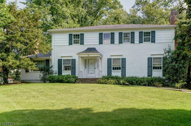 25 Coleridge Rd, Millburn Twp., NJ 07078 (MLS #3394532) :: The Dekanski Home Selling Team