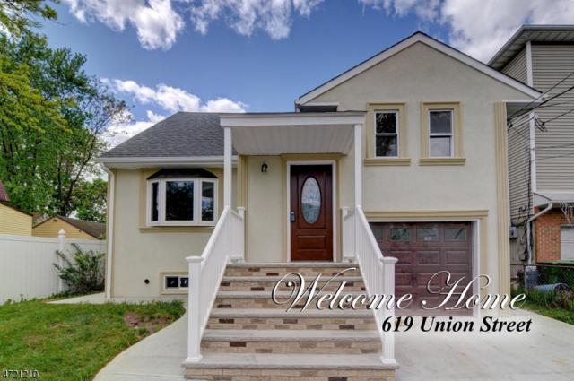 619 Union Rd, Linden City, NJ 07036 (MLS #3394569) :: The Dekanski Home Selling Team