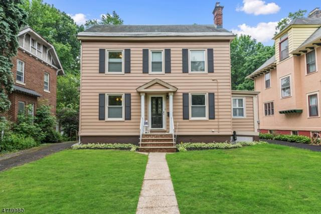 354 Turrell Ave, South Orange Village Twp., NJ 07079 (MLS #3394579) :: The Dekanski Home Selling Team