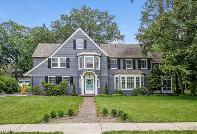 3 Halsey Pl, South Orange Village Twp., NJ 07079 (MLS #3395114) :: The Dekanski Home Selling Team