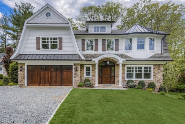 95 Browning Rd, Millburn Twp., NJ 07078 (MLS #3395130) :: The Dekanski Home Selling Team