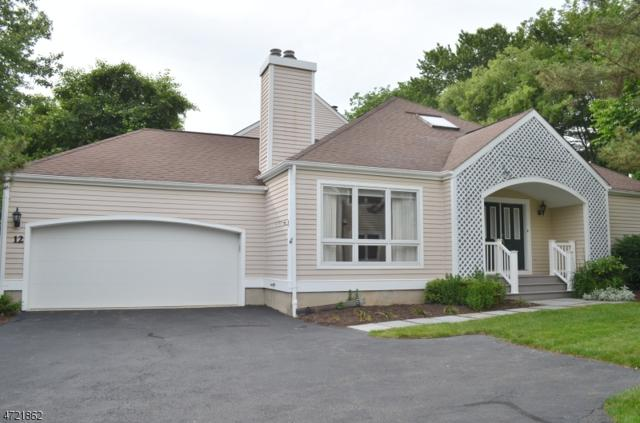 12 Sherwood Dr, Morris Twp., NJ 07960 (MLS #3395227) :: The Dekanski Home Selling Team