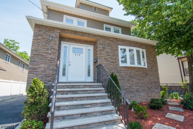 814 Bergen Ave, Linden City, NJ 07036 (MLS #3395296) :: The Dekanski Home Selling Team