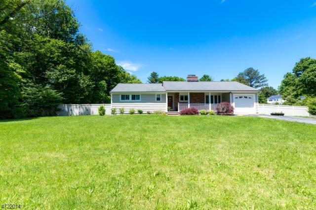 407 Mount Airy Rd, Bernards Twp., NJ 07920 (MLS #3395415) :: The Dekanski Home Selling Team