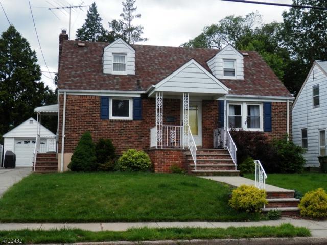 306 Livingston Rd, Linden City, NJ 07036 (MLS #3395783) :: The Dekanski Home Selling Team