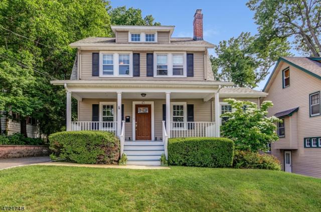45 Lawrence Ave, West Orange Twp., NJ 07052 (MLS #3395811) :: The Dekanski Home Selling Team