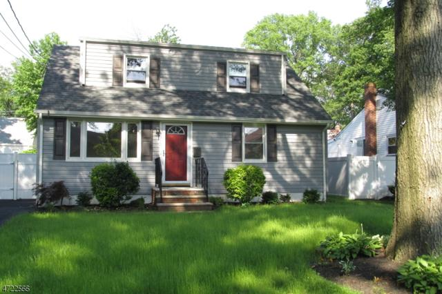 352 Maplewood Ave, Kenilworth Boro, NJ 07033 (MLS #3395894) :: The Dekanski Home Selling Team