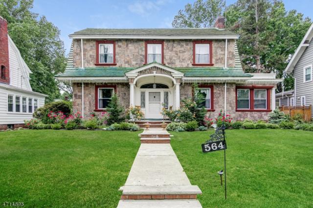 564 Sinclair Terrace, South Orange Village Twp., NJ 07079 (MLS #3396193) :: The Sue Adler Team
