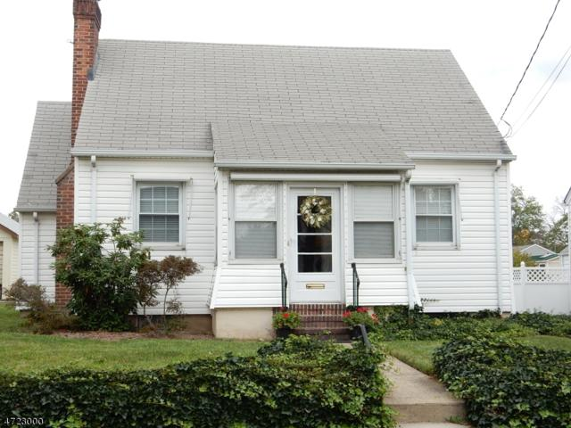 710 Lindegar St, Linden City, NJ 07036 (MLS #3396306) :: The Dekanski Home Selling Team