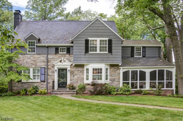 14 South Crescent, Maplewood Twp., NJ 07040 (MLS #3396382) :: The Dekanski Home Selling Team