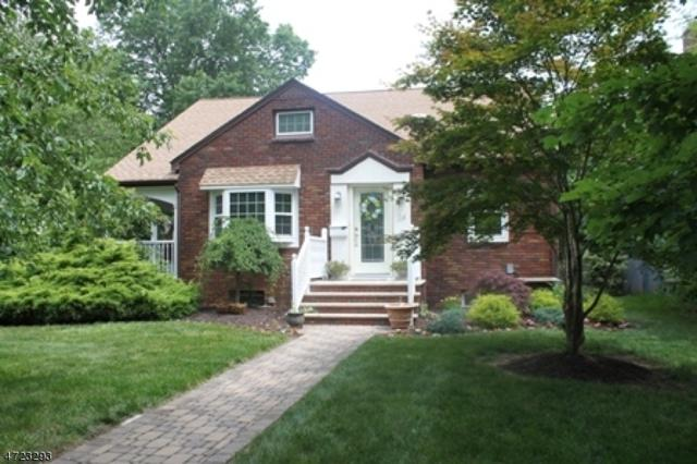 34 Mill Rd, Morris Twp., NJ 07950 (MLS #3396565) :: The Dekanski Home Selling Team