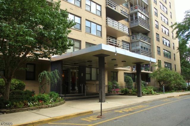 201 St Pauls Ave 5D, Jersey City, NJ 07306 (MLS #3396640) :: The Dekanski Home Selling Team