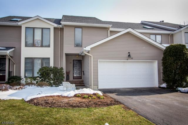 53 Raven Dr, Morris Twp., NJ 07960 (MLS #3396720) :: The Dekanski Home Selling Team