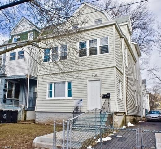 165 Scheerer Avenue, Newark City, NJ 07112 (MLS #3396731) :: The Dekanski Home Selling Team