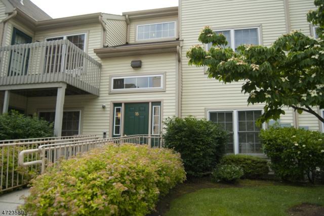 15 Evergreen Dr #61, Clifton City, NJ 07014 (MLS #3396813) :: The Dekanski Home Selling Team