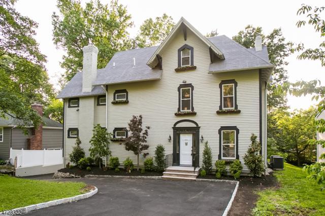 407 Vose Ave, South Orange Village Twp., NJ 07079 (MLS #3396887) :: The Sue Adler Team