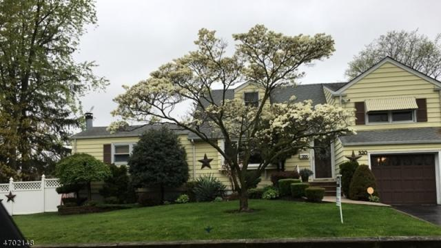 320 Rudolph Ave, Rahway City, NJ 07065 (MLS #3396958) :: The Dekanski Home Selling Team