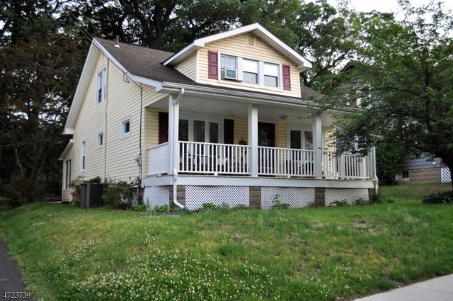 27 Lincoln Ave, Livingston Twp., NJ 07039 (MLS #3396988) :: The Sue Adler Team