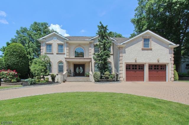 172 Briarheath Ln, Clark Twp., NJ 07066 (MLS #3397108) :: The Dekanski Home Selling Team