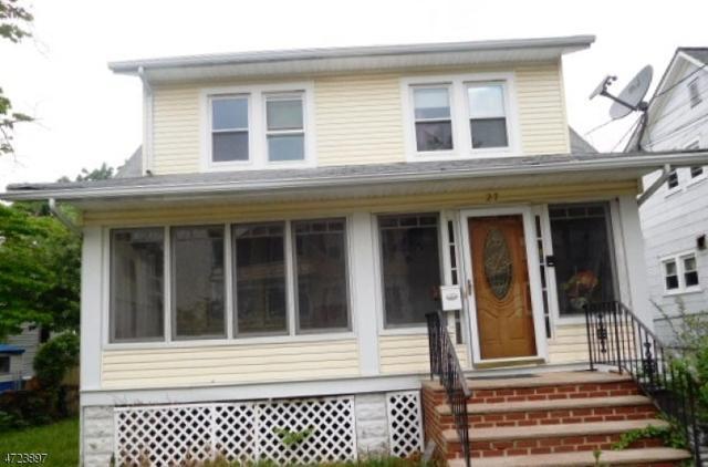 27 Roselyn Pl, Union Twp., NJ 07088 (MLS #3397165) :: The Dekanski Home Selling Team