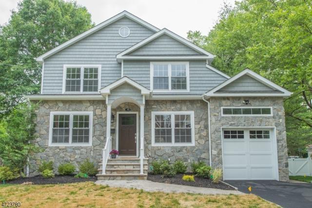 35 Hillside Ter, Livingston Twp., NJ 07039 (MLS #3397184) :: The Dekanski Home Selling Team