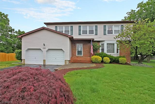239 Bywater Ct, Hillsborough Twp., NJ 08844 (MLS #3397235) :: The Dekanski Home Selling Team