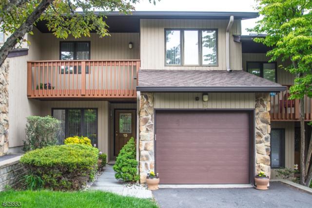 15 Cedar Wood Ter, Woodland Park, NJ 07424 (MLS #3397287) :: The Dekanski Home Selling Team