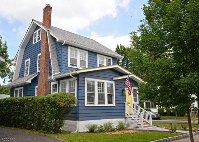 251 Ward Pl, South Orange Village Twp., NJ 07079 (MLS #3397543) :: The Sue Adler Team
