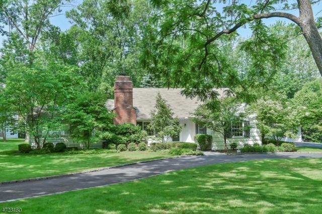 135 Great Hills Road, Millburn Twp., NJ 07078 (MLS #3397745) :: The Sue Adler Team
