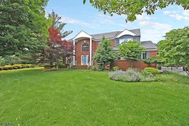 6 Stonewood Court, Warren Twp., NJ 07059 (MLS #3397878) :: The Dekanski Home Selling Team