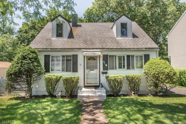 10 David Rd, Cedar Grove Twp., NJ 07009 (MLS #3397944) :: The Dekanski Home Selling Team