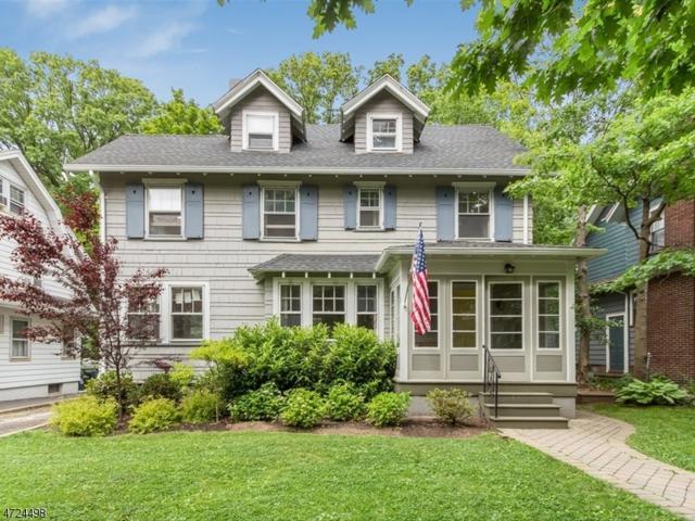 235 Coudert Place, South Orange Village Twp., NJ 07079 (MLS #3397959) :: Keller Williams MidTown Direct