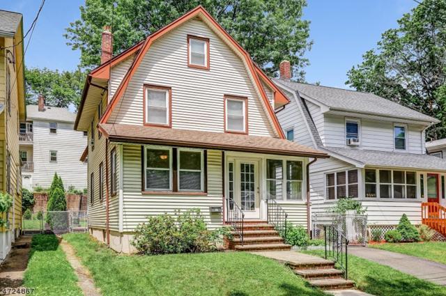 17 Freeman Pl, West Orange Twp., NJ 07052 (MLS #3397990) :: The Dekanski Home Selling Team