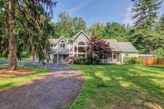 73 Bailey Hollow Rd, Morris Twp., NJ 07960 (MLS #3398003) :: The Dekanski Home Selling Team