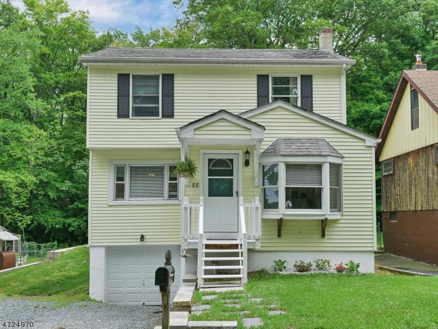 88 North Cherry Road, Jefferson Twp., NJ 07849 (MLS #3398105) :: The Dekanski Home Selling Team