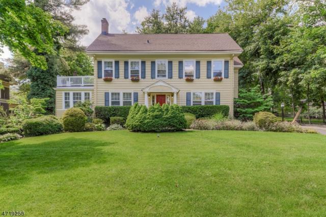 161 Grove Rd, South Orange Village Twp., NJ 07079 (MLS #3398158) :: The Dekanski Home Selling Team