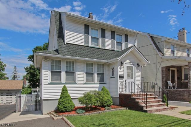 1012 Falls Ter, Union Twp., NJ 07083 (MLS #3398397) :: The Dekanski Home Selling Team