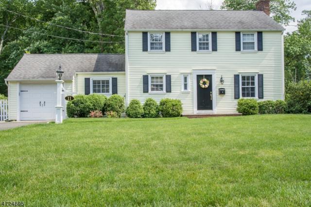 11 Dogwood Ln, New Providence Boro, NJ 07974 (MLS #3398402) :: The Sue Adler Team