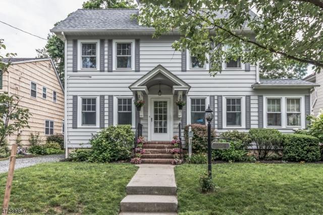 224 Belvidere Avenue, Fanwood Boro, NJ 07023 (MLS #3398454) :: The Dekanski Home Selling Team