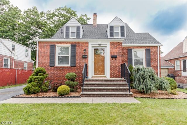 548 Fernwood Ter, Linden City, NJ 07036 (MLS #3398563) :: The Dekanski Home Selling Team