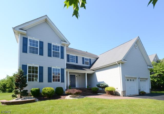 4 Treetops Cir, Franklin Twp., NJ 08540 (MLS #3398683) :: The Dekanski Home Selling Team