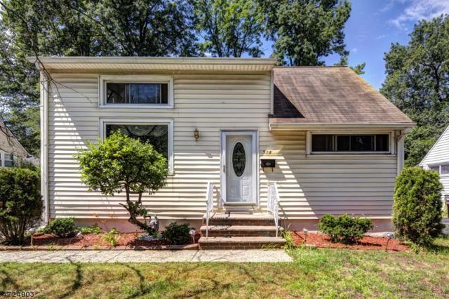 918 Washington Ave, Roselle Boro, NJ 07203 (MLS #3398748) :: The Dekanski Home Selling Team