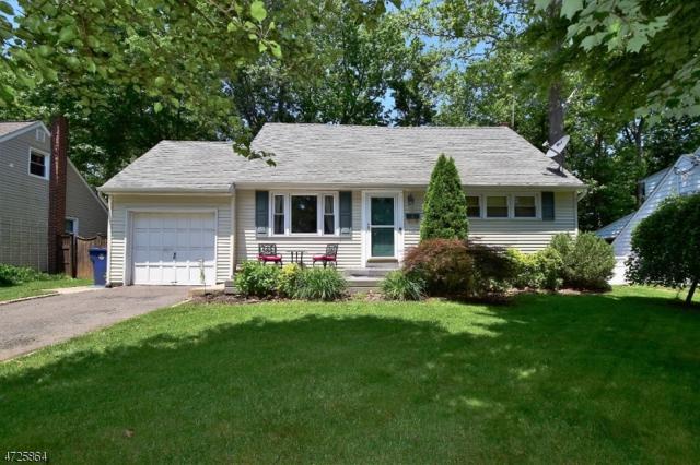 61 Waldon Rd, Fanwood Boro, NJ 07023 (MLS #3398990) :: The Dekanski Home Selling Team