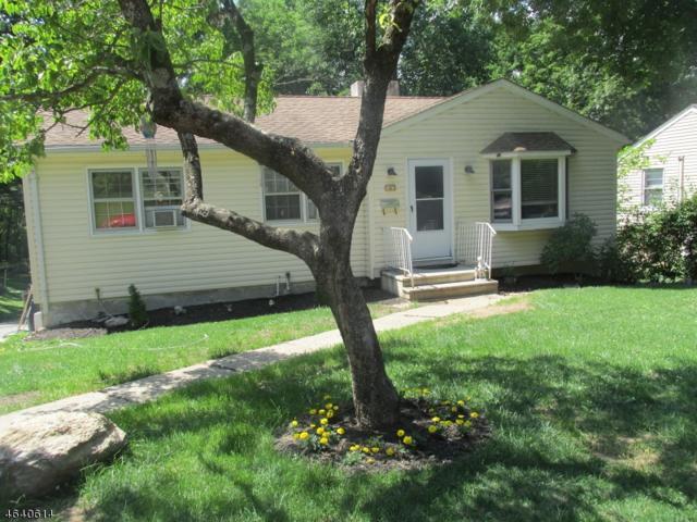42 Sagamore Trl, Sparta Twp., NJ 07871 (MLS #3399060) :: The Dekanski Home Selling Team