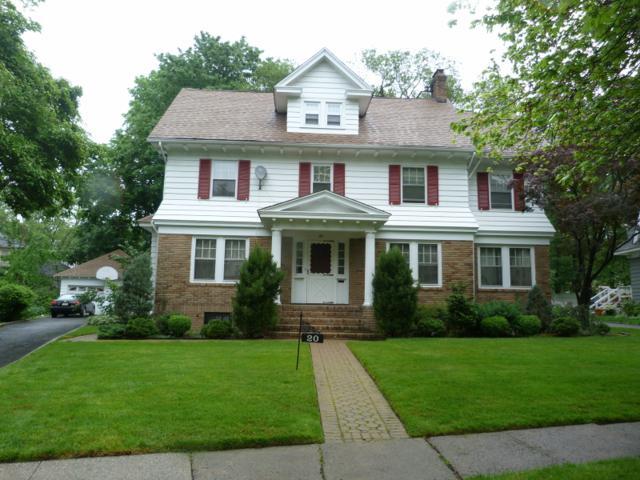 20 Elm Ct, South Orange Village Twp., NJ 07079 (MLS #3399064) :: The Sue Adler Team